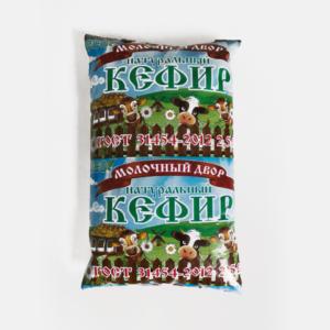 Кефир 2,5% 0,9 л Молочный двор