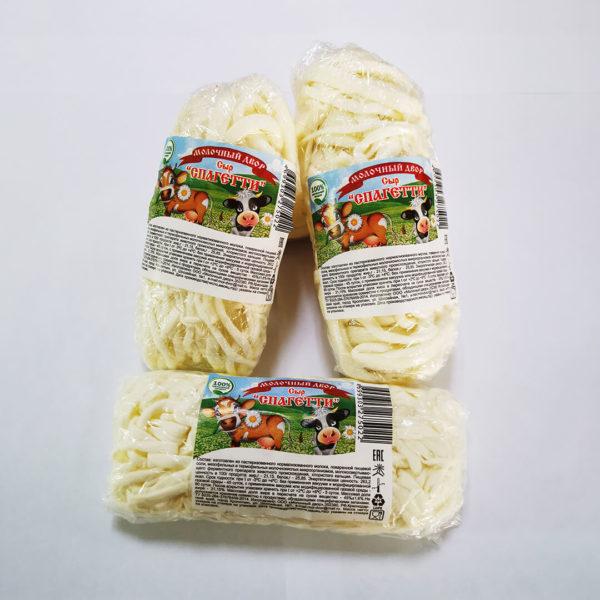 Сыр спагетти