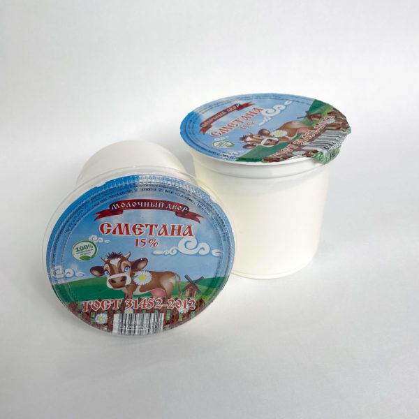 Сметана Молочный двор